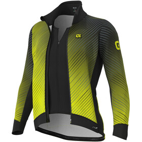 Alé Cycling PR-S Storm Giacca Uomo, nero/giallo
